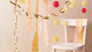 Drape Dangle and Entwine 3 DIY Streamers to Decorate Your