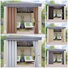 outdoor curtains ebay