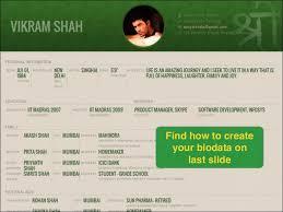 Resume Biodata Sample by Marriage Biodata Format Pdf By Easybiodata Com