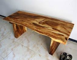Monkey Bench Sustainable Wood What Is Your Furniture Made From