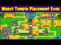 bloons td battles apk bloons td battles worst temple placement in btd battles