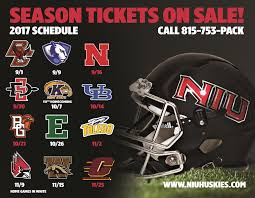 sports ticket invitation the official website of northern illinois athletics
