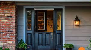 French Door With Pet Door Door Door French Dog Pet Doors Exterior The Home Depot Magnificent
