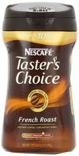 amazon com nescafe taster u0027s choice french roast instant coffee