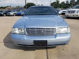 2000 used ford crown victoria 4dr sedan at car guys serving