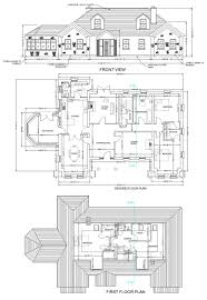 amazing 11 house plans for two storey in ireland modern houseplans