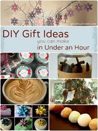 140 easy diy gift ideas in under one hour