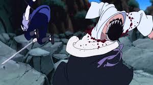 sasuke vs amv sasuke vs danzo falling inside the black animee