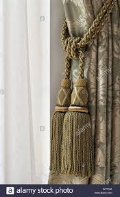 Gold Curtain Tassels Large Tassel Curtain Tie Backs Home Decoration Ideas