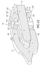 patent us7299570 wear assembly for an excavator google patents