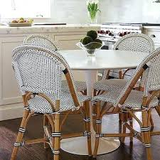 white outdoor table and chairs white pub table set marble dining table with french bistro chairs
