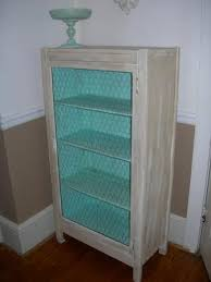 from old cabinet to new jelly cupboard
