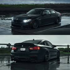 modified bmw m4 bmw f82 m4 black rain slammed autos motos pinterest bmw