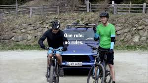 porsche bicycle the porsche bicycle rack for your next adventure youtube