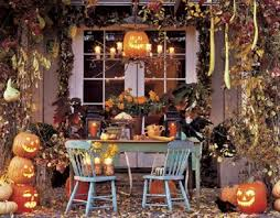 Decorated Halloween Trees 20 Elegant Halloween Home Decor Ideas How To Decorate For