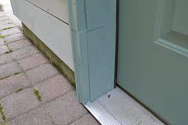 Repair Exterior Door Jamb Replacing Bottom Of Rotted Door Frame Doors Pinterest Doors