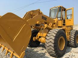 used caterpillar cat 950e wheel loader