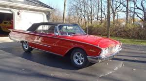 vintage cars 1960s 1960 ford galaxie classics for sale classics on autotrader