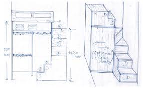 bedroom furniture designs space saving ideas singapore design