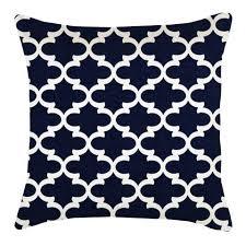 Navy Blue Decorative Pillows Category Pillows Throw Pillows U2013 Barnett Home Decor