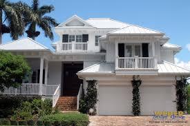 caribbean home plans tropical home plan house weber design group beach floor loversiq