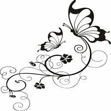 best of tattoo vorlagen blumen ranken