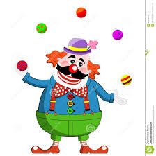 clowns juggling balls clown juggling stock illustration illustration of human 27419053