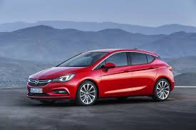 Opel Prices All New Astra From U20ac17 960 In Germany