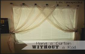 Curtains Without Rods Curtains Without Rods Curtains Ideas