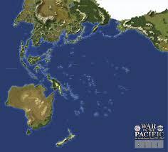Guadalcanal Map Spooky Uv U0026 Witp Fansite