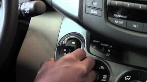 2011 toyota rav4 start with dead smart key battery how to