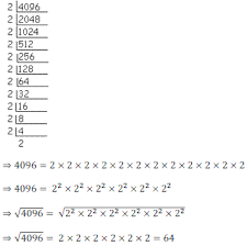 class eight mathematics square roots exercise 6 3 part 1