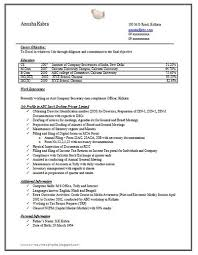 Secretary Sample Resume by Career Page 13 Scoop It