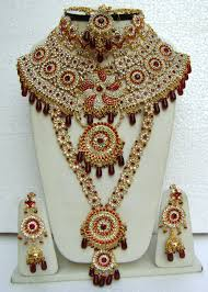 indian bridal necklace images Exclusive range of indian wedding jewelry sets for brides jpg