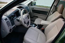 Ford Escape Interior - ford escape hybrid interior gallery moibibiki 1