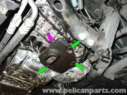 mini cooper automatic transmission fluid change r50 r52 r53 r56