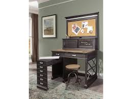 Parker House Home Office Architects Desk W Hutch LIN4604
