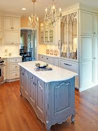 photos hgtv french country white kitchen with blue gray distressed