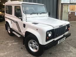 used land rover defender for sale walton motors