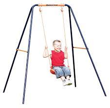 Flexible Flyer Lawn Swing Frame by Amazon Com Hedstrom Single Swing Toys U0026 Games