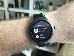 android wear how to use an android wear with an iphone and why you might