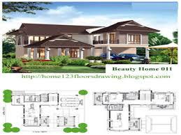 house plans tropical design hahnow