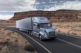 volvo trucks jobs volvo u0027s new semi trucks now have more autonomous features and