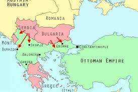Ottoman Empire World War 1 They Were The Ottoman Empire Before And Then They Lost And Was