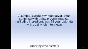 how to write a cover letter for a job application amazing cover