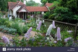 Chalet Style by Swiss Chalet Style Cottage In St James U0027 Park London Stock Photo