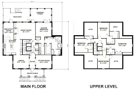 Contemporary Plan by Perfect House Architecture Plan 2797 W And Decor