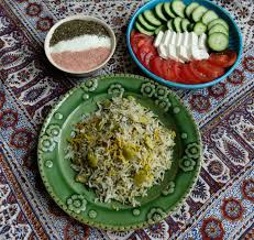 cooking blogs baghali polo iranian cuisine cuisine iranienne persian