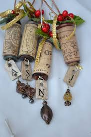 unique handmade christmas ornaments 463 best wine corks images on wine corks corks and