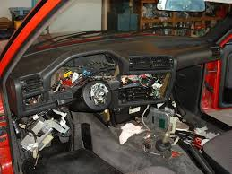 bmw e30 dash swap removal and installation rts your total